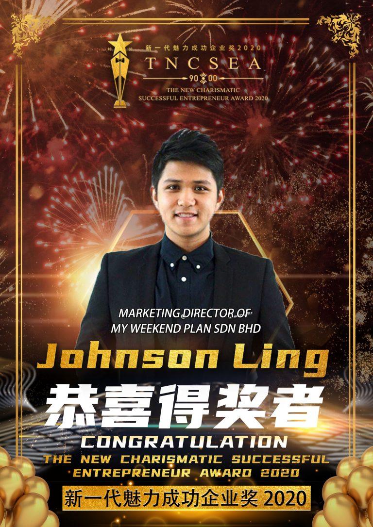 JOHNSON LING